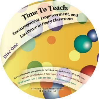 Encouragement, Empowerment, And Excellence In Every Classroom (audiobook) $89.95