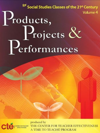 Products, Projects, And Performances For The 21st Century Social Studies Classroom (book) $89.95