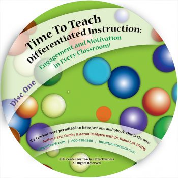 Student Engagement And Motivation – Differentiated Instruction, Engagement And Motivation In Every Classroom (audiobook) $89.95